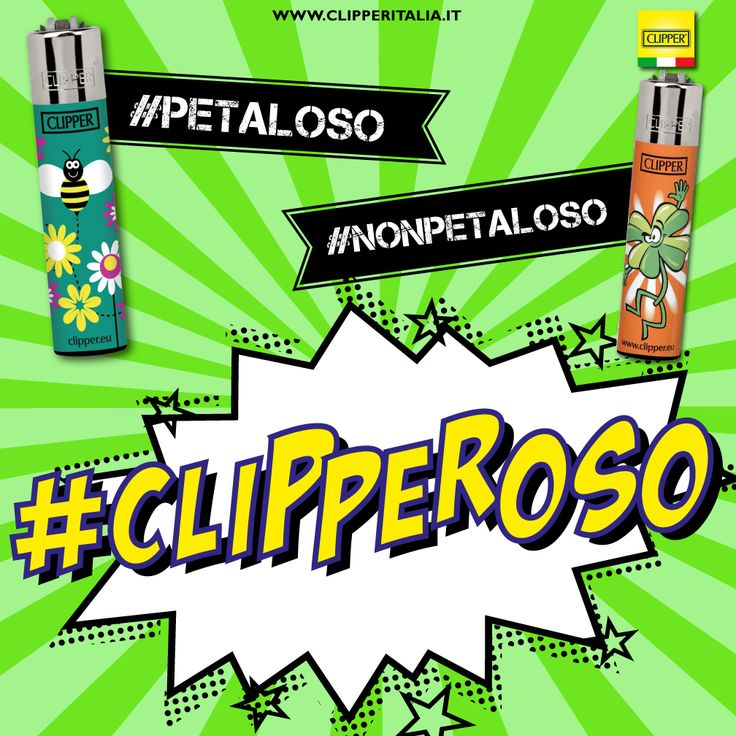 ★ FIRMA LA PETIZIONE! FACCIAMO ENTRARE #CLIPPEROSO TRA LE NUOVE PAROLE! ☆