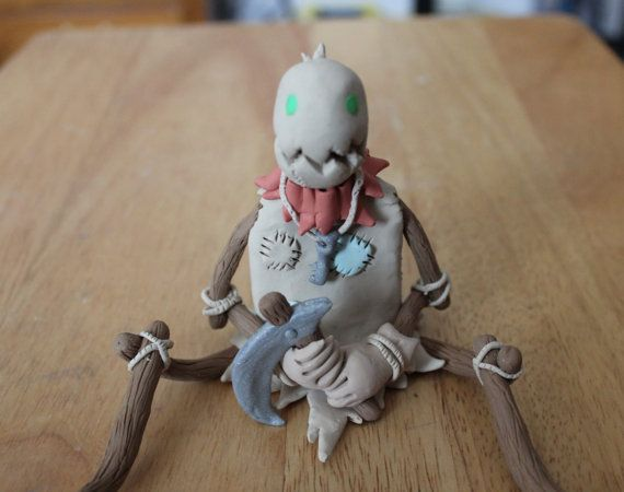 Custom Order League of Legends Champion by Midsummer1942 on Etsy