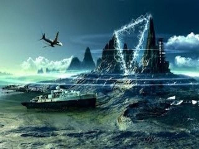 10 Weird Facts About The Bermuda Triangle.