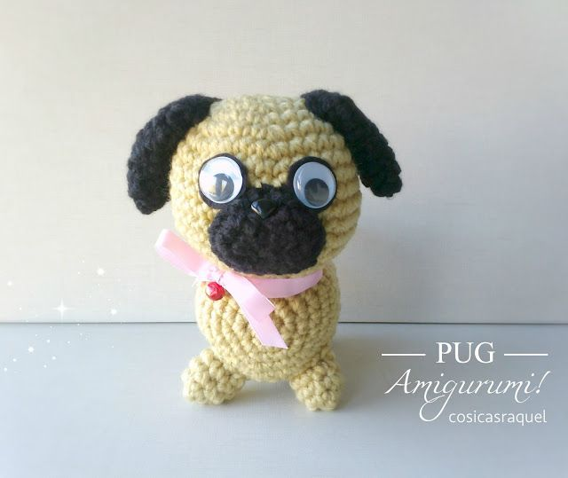 Amigurumi Perro Pug : Best images about t shirt trapillo on pinterest