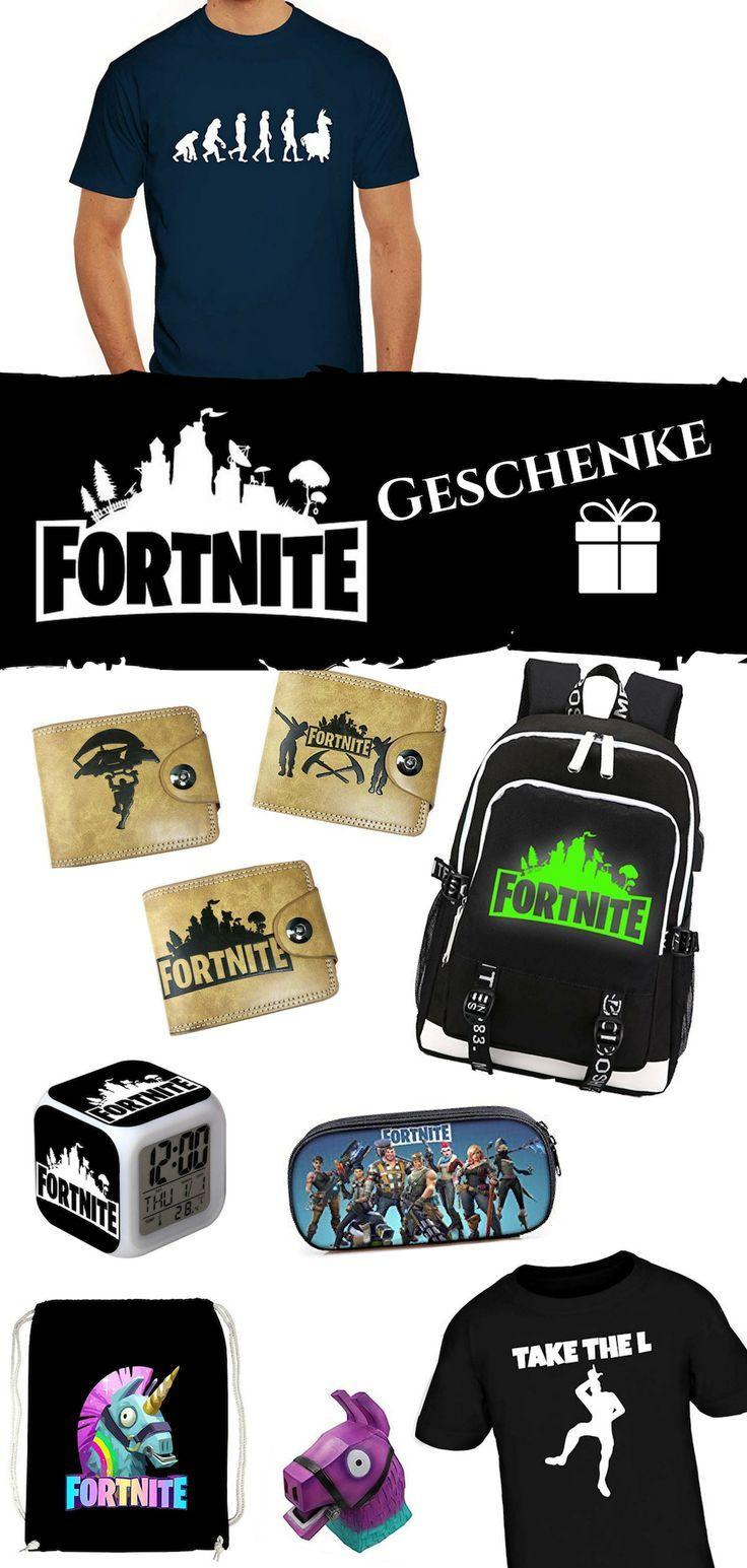 Finde Coole Geschenke Für Leidenschaftliche Fortnite Spieler Egal