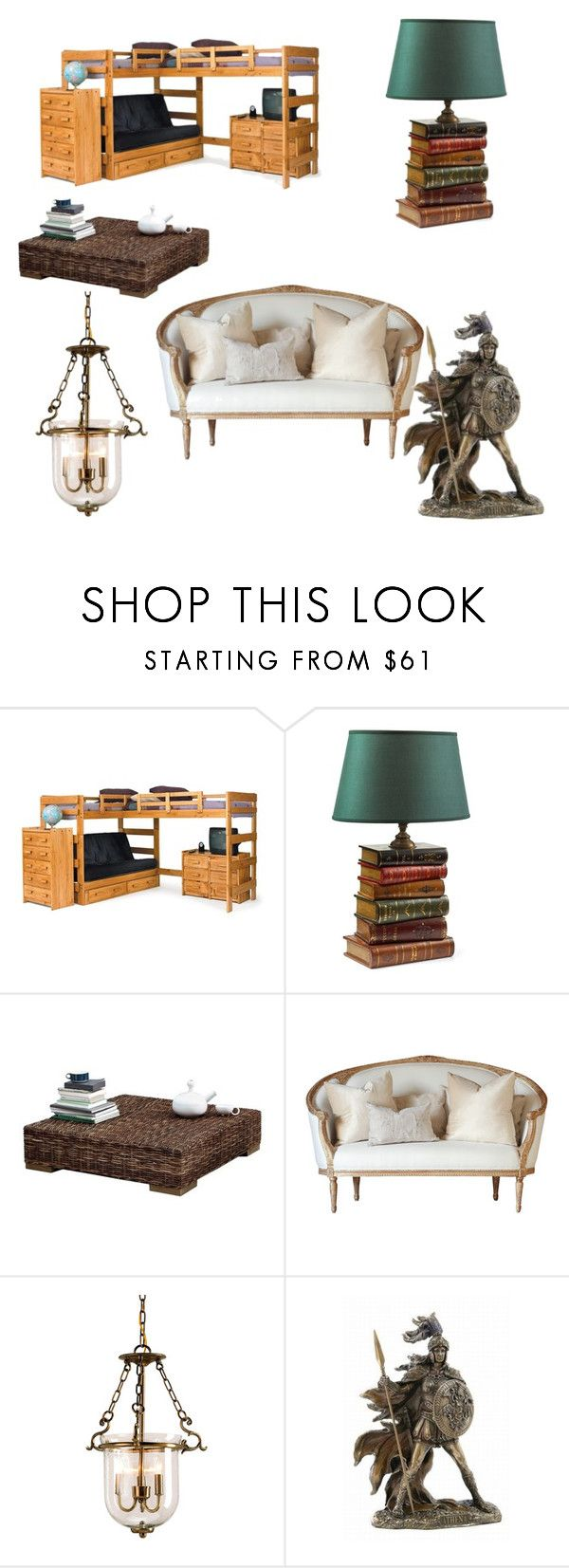 """Cabin 6: Athena"" by a-forever-fangirl ❤ liked on Polyvore featuring interior, interiors, interior design, home, home decor, interior decorating and Gervasoni"