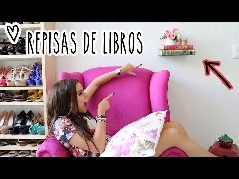 HAZ REPISAS CON LIBROS MUY FÁCIL ♥ - Yuya - YouTube