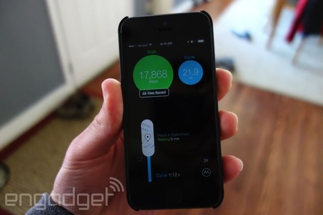 Facebook buys smartphone fitness-tracking app Moves