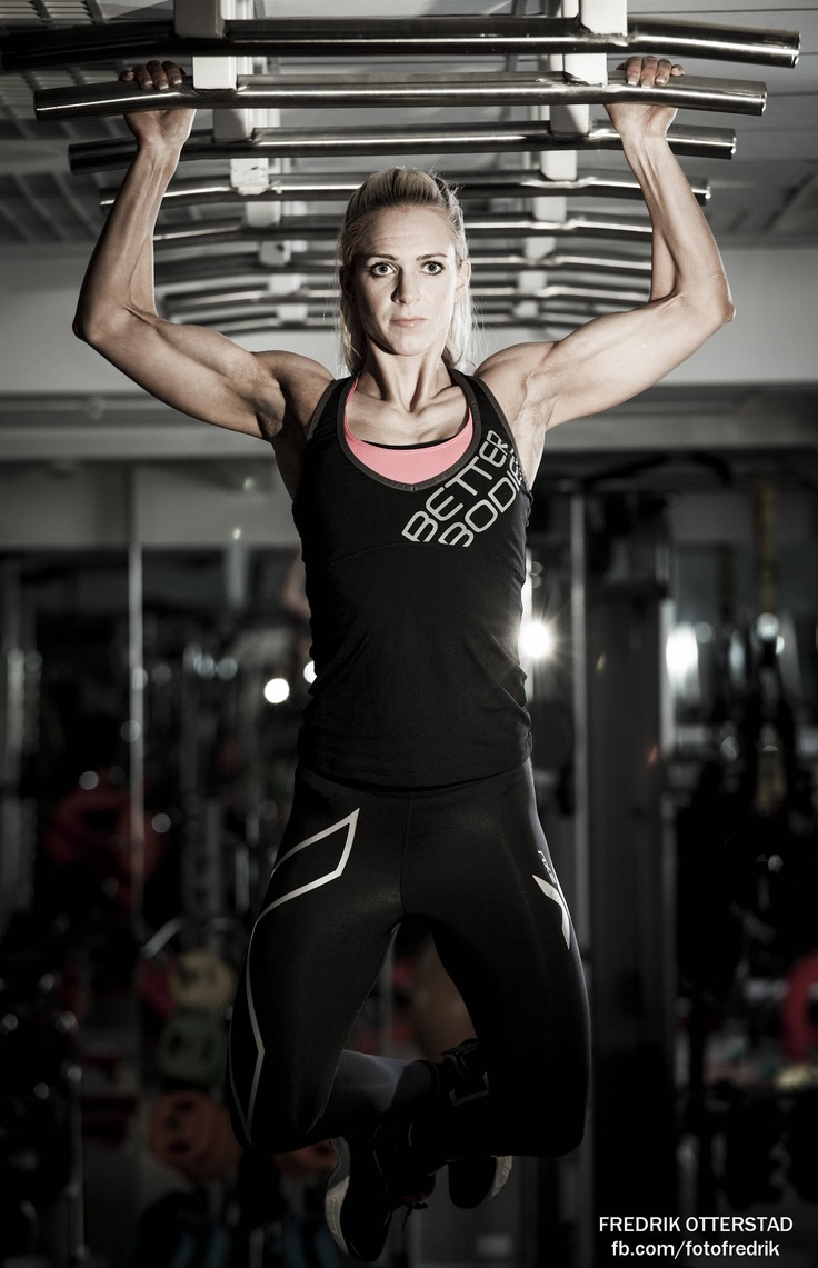 Totaltreningsglede - Personlig trener og athletic fitness utøver.