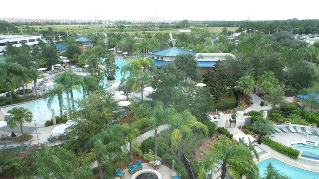Hotel Review of the Hilton Orlando Hotel, Florida, USA