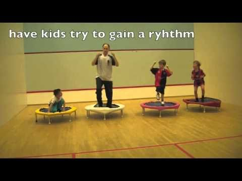 Improving Gross Motor Skills: Rebounder Free Online Educational Games for Kids Education City Games