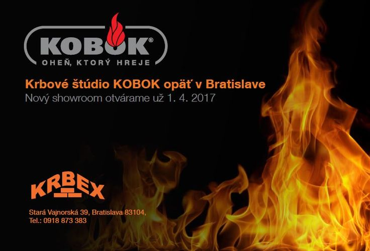 #kobok #krbex #krb #fire #place #bratislava #nove