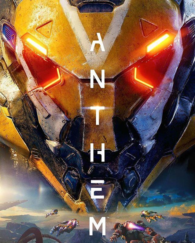 Anthem Game E3 Bioware Ea Action Rpg Mecha Robots Youtube Awesome Amazing Xbox One Os Melhores Jogos Jogo De Acao