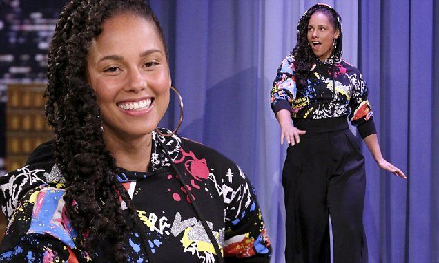 Alicia Keys thinks her family could be the 'new Jackson 5'