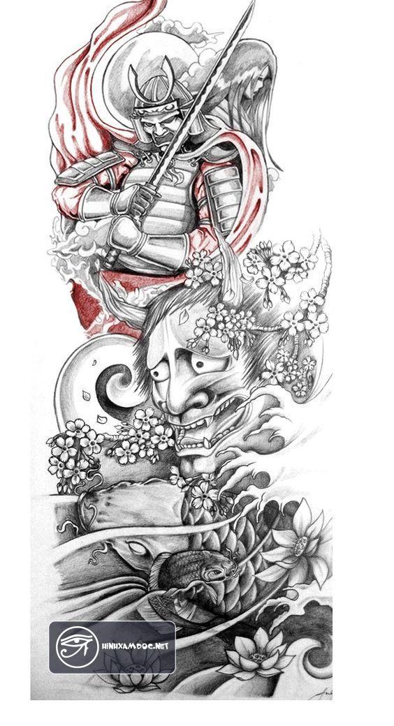 Ngha 20 Hnh Xm Mt Qu Oni p Nht Nht Bn Tattoo Tt Pinterest Snow