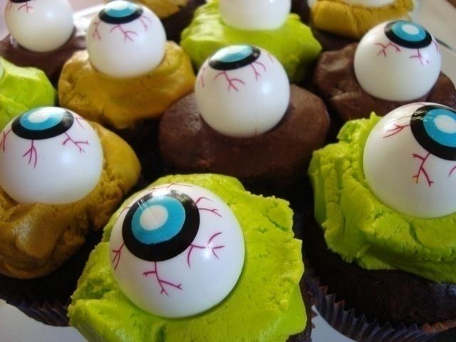 Horror Cakes