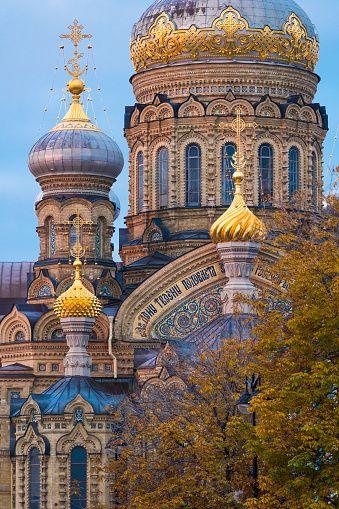 Metochion of Optina Monastery, Saint Petersburg