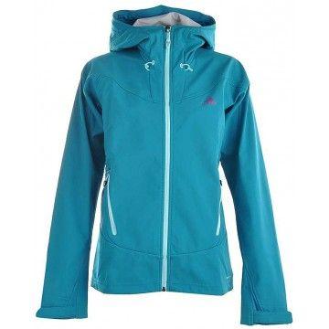 £39.95 Adidas Soft Shell Ladies Running Jacket
