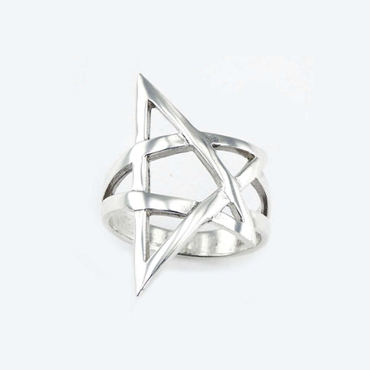 The Witch 925 sterling pentagram star ring available in our online shop. Limited quantity available!   #pentagram #pentagramstar #pentagramring #silverjewelry #darkhideoutshop #grunge #grungegirl #grungejewels #darkgrunge #witch #witchy #witchstyle #witchgirl #witchjewels #boho #bohochic #bohofashion #bohostyle #bohojewels #bohogirl #bohovibes #bohemian #bohemianjewelry #bohemianstyle #goth #gothgirl #alternativefashion #gothstyle #gothic #pastelgoth #gothicjewels #gypsy