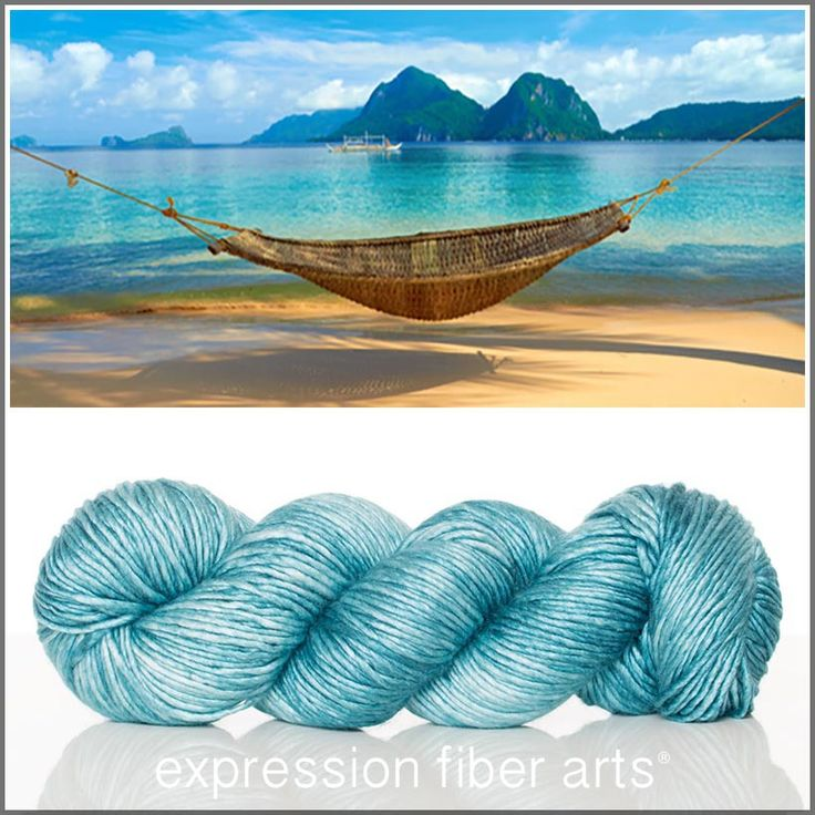 Expression Fiber Arts, Inc. - SEA TEAL SUPERWASH MERINO SILK PEARLESCENT WORSTED, $38.86 (http://www.expressionfiberarts.com/products/sea-teal-superwash-merino-silk-pearlescent-worsted.html)                                                                                                                                                                                 More