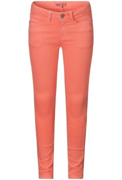 High Summer - Girls   Bright Orange   Jeans   Skinny   Fashion   Inspired   New Collection