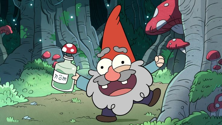 gravity falls birthday | Gnomes Gravity Falls Wiki