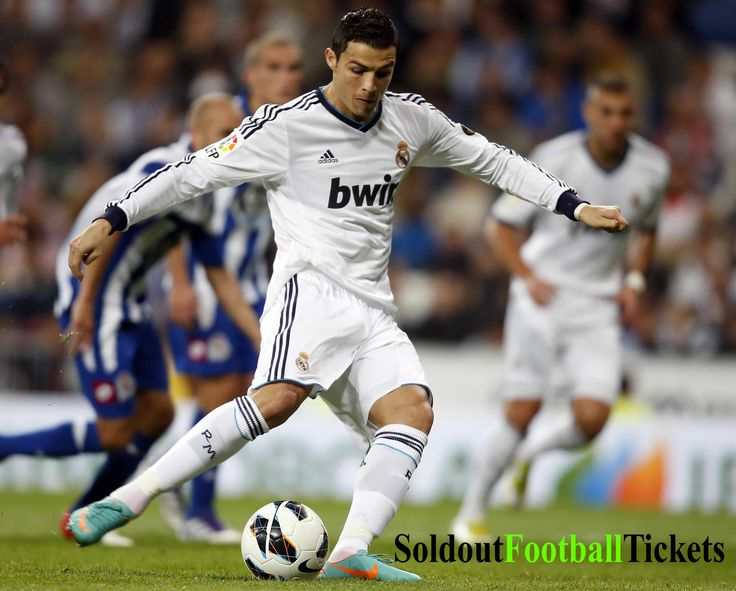 Cristiano Ronaldo has broken the record held for Champions League goals scored in a chart after his second-half strike for Real Madrid at Juventus on Tuesday - overtaking the mark previously set by Barcelona's Lionel Messi. Soldout Football Tickets provides the Football Tickets for latest soccer events and tournaments. Football fans will get their desired football tickets on Soldout Football Tickets. http://www.soldoutfootballtickets.com/ http://blog.soldoutfootballtickets.com/