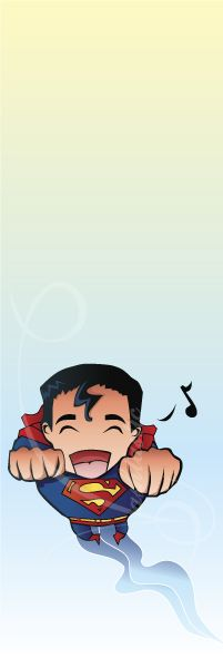 Chibi Superman by Vashtastic on deviantART