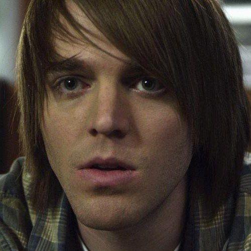 Shane Dawson Straight Hairstyle - Cool Mens Hair