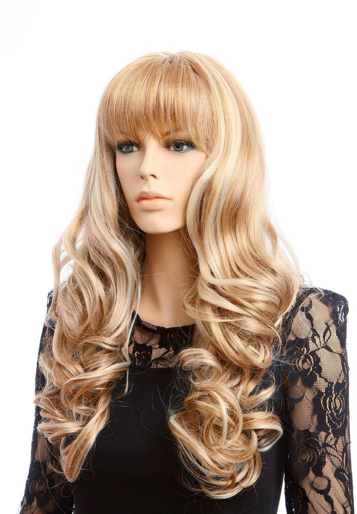 Blond Charming 100% Kanekalon Synthetic Fiber Long Charming Wave Female WIG  #wigiss #HairFallHalfWig http://www.ebay.com/itm/Blond-Charming-100-Kanekalon-Synthetic-Fiber-Long-Charming-Wave-Female-WIG-/361161615501?pt=US_CSA_MWA_Wigs_Extensions&hash=item5416e8e88d