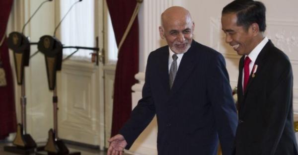 Presiden Afghanistan Kenalkan Potensi Investasi di Negaranya Pada Pengusaha Indonesia