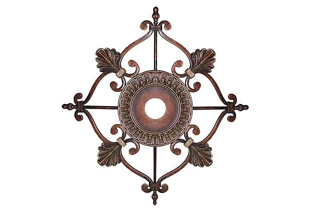 79 Best Images About ~WROUGHT IRON MEDALLIONS £ WALL DECOR