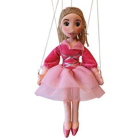 Ballerina Marionette