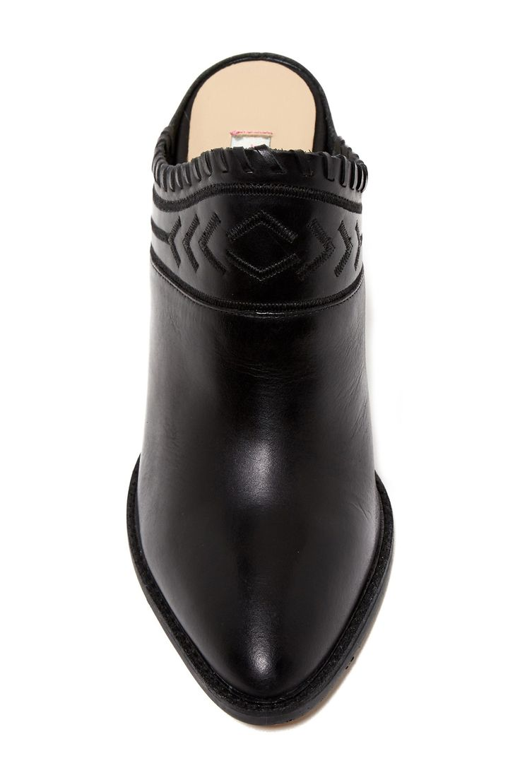Nikki Leather Mule by Kristin Cavallari by Chinese Laundry on @nordstrom_rack