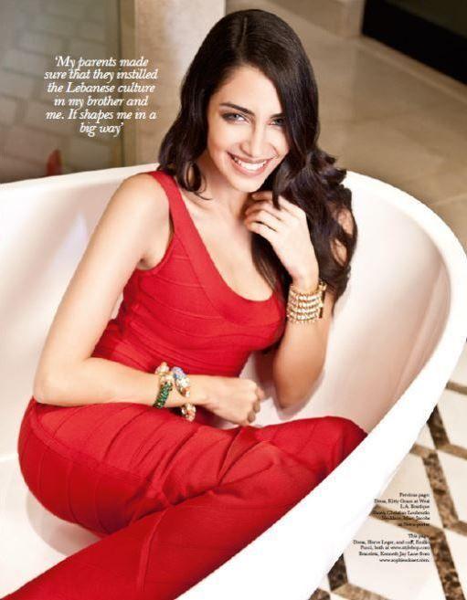 Makeup and fashion. Viva Magazine July 2013. Jessica Kahawaty