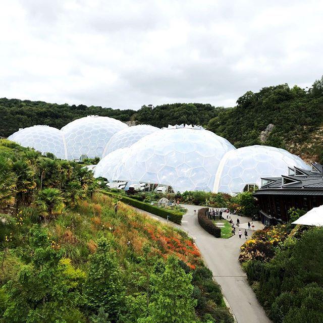 Edenproject In Cornwall England Edenphotocomp Garten Pflanzen Gartentechnik Eden Project Instagram England