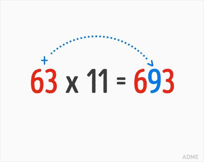 9 Trucos matemáticos que no te enseñaron en la escuela