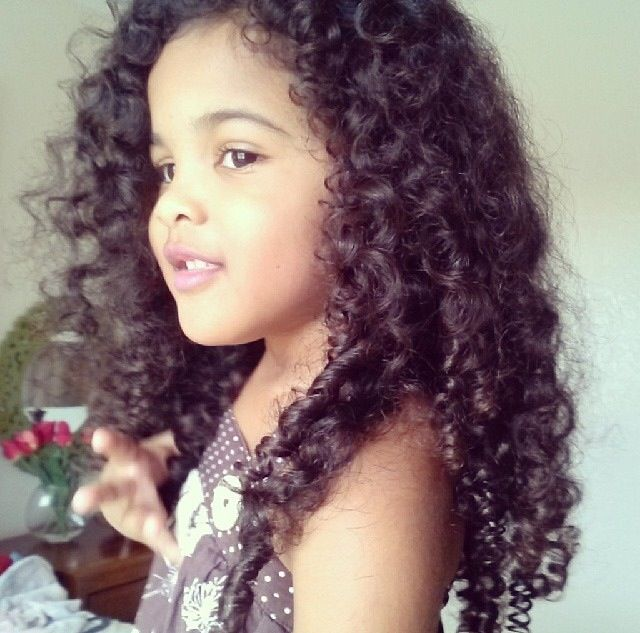 123 Best Beautiful Black Kids With Alot Of Hair -6682