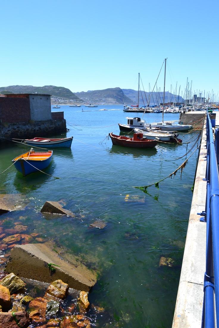 Simonstown Harbour, Cape Town www.thetravelmanuel.com