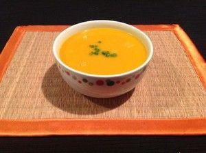 Simple Paleo Pumpkin Soup