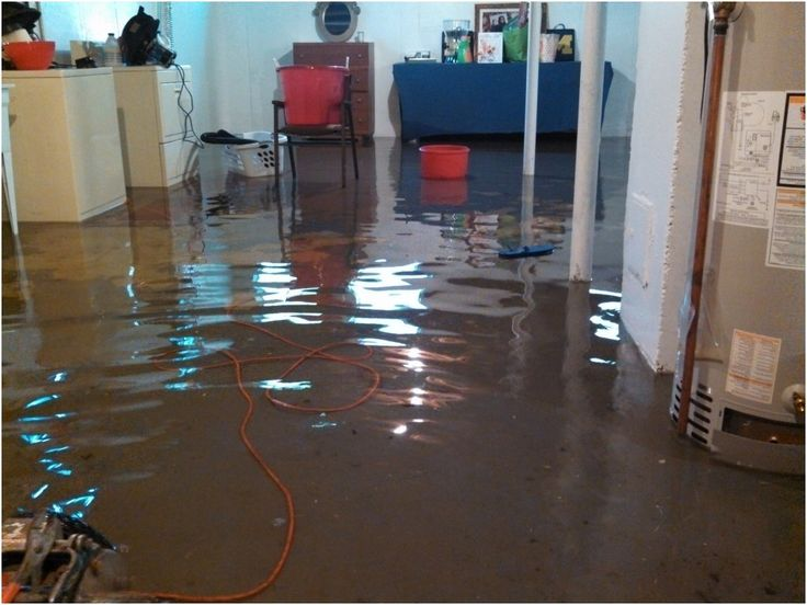 Sewer Backup In Basement From Basement Sewer Backup