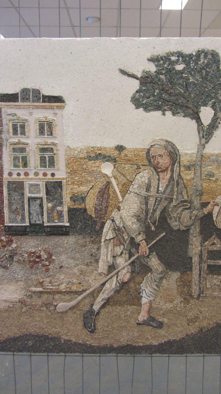 De Marskramer - Jeroen Bosch by Lily van Nunen.