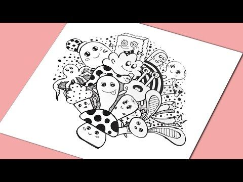Doodle TV 05 - How to Doodle Patterns - YouTube