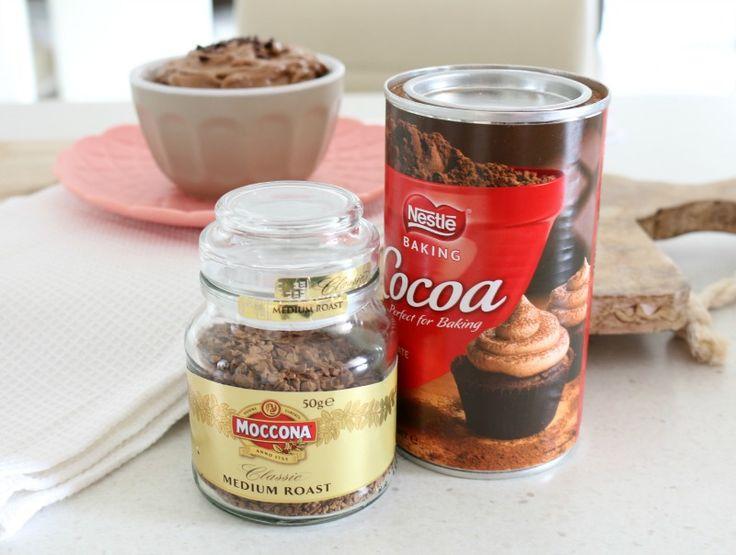 Healthy Mocha Ice-Cream Thermomix