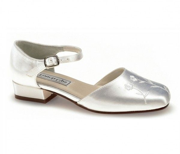 First Communion Shoes White