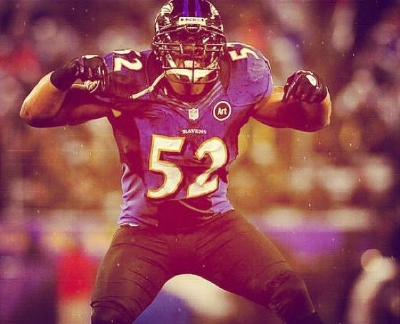 RayLewis - Baltimore Ravens