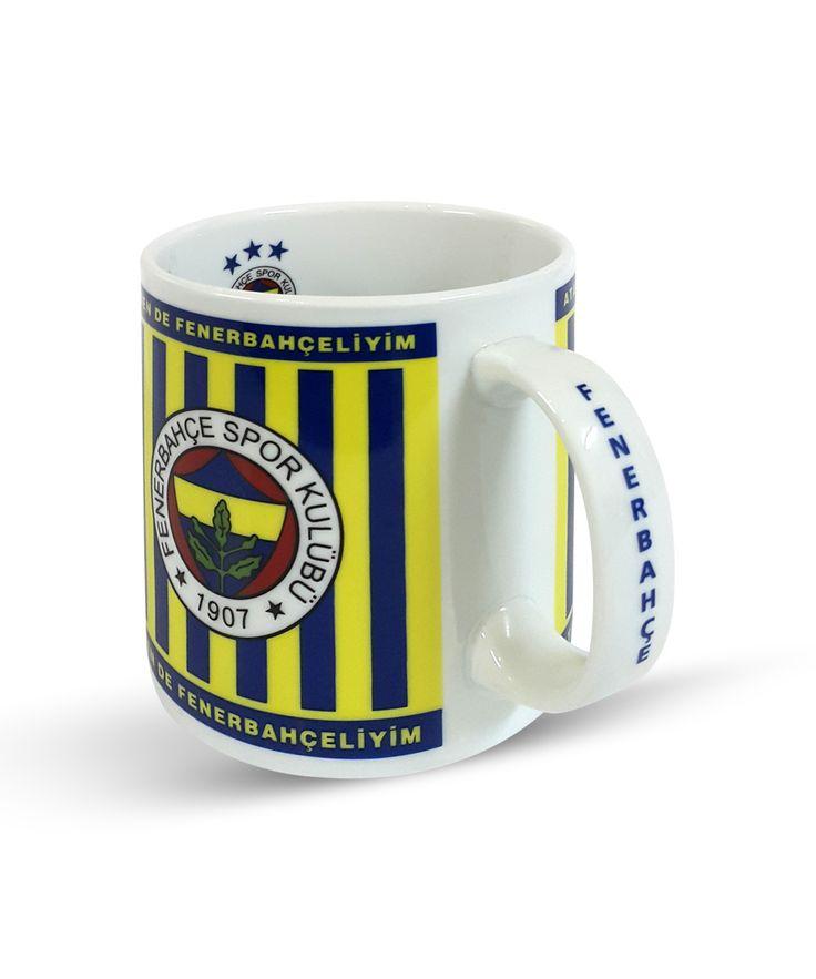 Kişiye Özel Lisanslı Sihirli Kupa (Fenerbahçe)