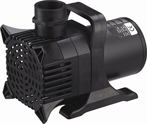 Patriot KP Pump Series >  The Patriot KP series water garden and fish pond pumps feature hybrid drive technology, which combines the power of a direct drive pump with the energy efficiency and safety of a magnetic dr...
