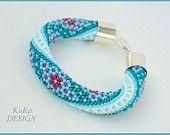 bracelet  Flowery Summer