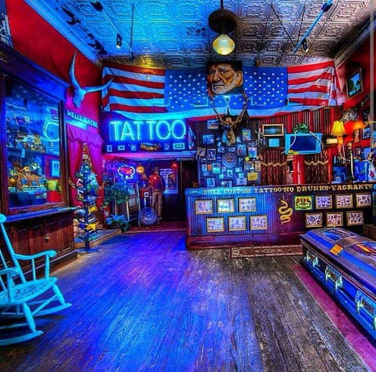A few good tattoo shops in Dallas and Fort Worth