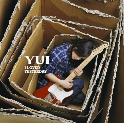 I LOVED YESTERDAY - YUI