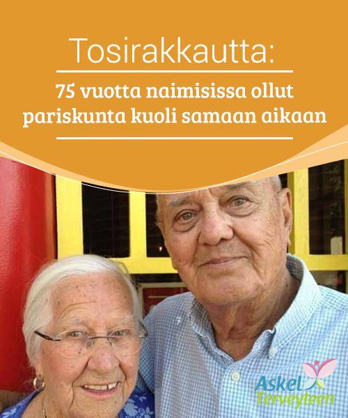 Tosirakkautta: 75 vuotta naimisissa ollut pariskunta kuoli samaan aikaan   Ikuinen #rakkaus ei ole pelkkää satua, ainakaan mitä tulee Jeannette ja Alexander Toczkoon, jotka #tapasivat #8-vuotiaina lapsina.  #Seksijaparisuhde