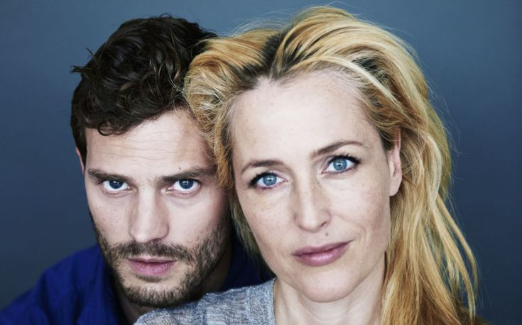 The BBC's murder drama The Fall is the most provocative series in recent memory. Chris Harvey finds its stars, Gillian Anderson and Jamie Dornan, equally challenging