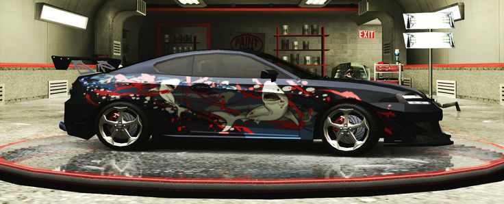 Tiburon GT by ::nica::